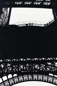 Francois Dupuy, the eiffel tower, 1976