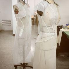 In the #Atelier #zacposen #process #craft #madeinnyc