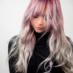 YOU GUYS! Finally have the amazing after shots from my Facebook Live with the @behindthechair_com team in Chicago using Kenra Professional Frost Shine Collection! Check out the link in my bio for the article on application and formulation along with a video revealing all my secrets 🤘🏻🙈😩❤️. . .model: Briana Dwyer.bushea . #behindthechair #btconeshot_color16 #btconeshot_pastel18