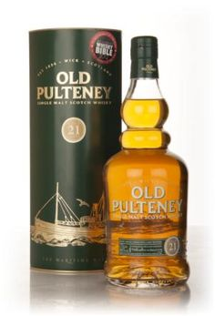 Malt from the most northerly mainland distillery in Scotland. This 21yo is an exceptionally well-matured version well worth a try. This was just rated the best whisky in the in Jim Murray's 2012 Whisky Bible.