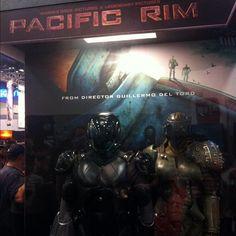 Pacific Rim San Diego Comic Con