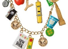 bright lights big city charm bracelet | kate spade ny