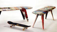 33 Creative Återvinning idéer för att återanvända och återvinna för unika möbler Design och heminredning