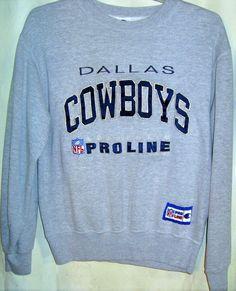 FREE U.S Shipping! From 1996! Champion Dallas Cowboys Heavy Sweatshirt! Adult L. #Champion #DallasCowboys