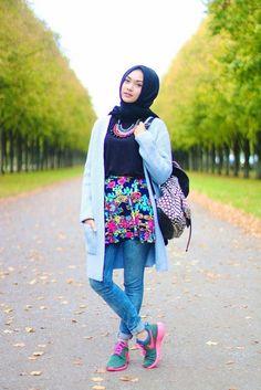 How to Wear Turkish Hijab Styles 2017 Related PostsModest muslim turkish hijab…