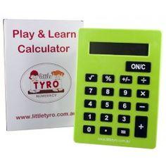 Little Tyro - Play & Learn Calculator