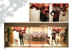 3D > Window Display & VM > Nicole Concept Store (Valentine's Day-1) Job Nature: Design / Production