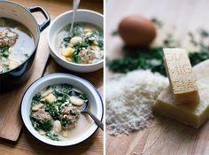 Wandercrush Italian Wedding Soup