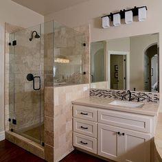 How to Choose a Bathroom Backsplash - Zillow Digs