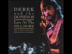 Derek and the Dominos-live at Fillmore-Key To The Highway