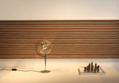 Acoustic felt panel