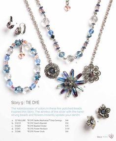 Sabika Spring & Summer 2015 Collection: Story 9 Tie Dye She.Sells.Sabika@gmail.com  #SabikaLove