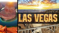 Las Vegas tiene mucho más para descubrir de lo que se ve a simple vista, por eso conoce aquí las excursiones más populares que puedes realizar en esta increíble ciudad. #Marriott #HotelesMarriott #ThingsToDoIn #LasVegas #Vacation #Ideas #Attractions #Travel