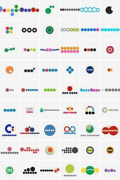 See full size of 'Famous Logos & Brands Unevolved'