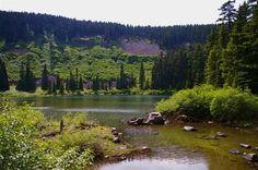 North Lake Hike - Hiking in Portland, Oregon and Washington