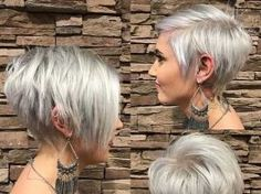 2018 Short Hairstyles with 20 Pics
