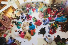 Schaumburg Illinois Indian Wedding by Le Cape Weddings - KnotsVilla