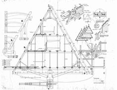 Rifugio Carlo Mollino - Casa Capriata project, 1954 - 2014