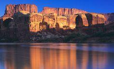 Float the Green River in Utah - America's beset float trip
