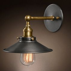 Dia American Retro Iron RH Loft Industrial LED Vintage Wall Lamp Indoor Lighting Bedside wall Lights for home Price history. Product ID: Vintage Loft, Vintage Walls, Retro Vintage, Vintage Country, Vintage Industrial, Industrial Style, Country Style, Mode Vintage, Design Industrial