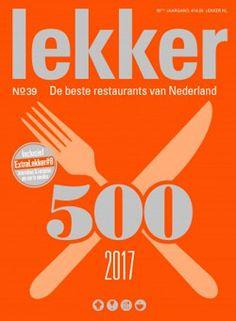 4x Lekker (1x Lekker500 + 3x ExtraLekker) € 29,95: Neem nu een jaarabonnement op de restaurant gids van Nederland en ontvang 3x ExtraLekker en 1x de dikke Lekker 500 editie met de top 500 restaurants van Nederland.