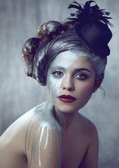 Glow & Glitter by Joanna Kustra, via Behance