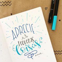 💙🍃 . . . . #sketchbookdiarte #diarte_ #handmade #handlettering #lettering #type #caligrafia #tipografia #art Bullet Journal Tracker, Handwritting, Drawing Letters, Letter E, Printable Letters, Lettering Tutorial, Typography Letters, Brush Lettering, Don't Give Up