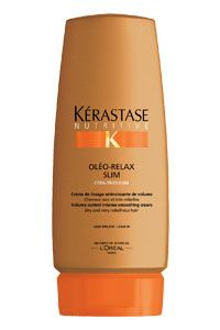 Provides discipline to rebellious hair while delivering deep moisture and nourishment. Results are intense volume reduction. Moisturizes and provides hydrophobic protection with 24-hour anti-frizz protection. Smoothes and nourishes hair fiber from within creating optimal shine and softness.