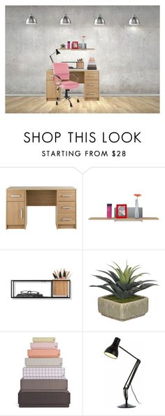 """Untitled #179"" by jchilcote ❤ liked on Polyvore featuring interior, interiors, interior design, Zuhause, home decor, interior decorating, Universo Positivo, Umbra, HAY und Anglepoise"