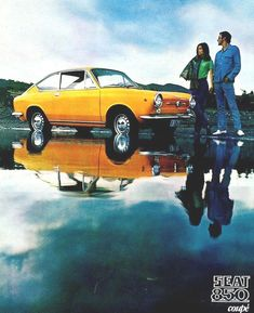Vintage Car Advertisements : Photo