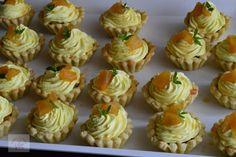 Dessert Recipes, Desserts, Mini Cupcakes, Food, Cream, Pie, Tailgate Desserts, Deserts, Essen