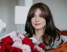 """Photos of """"First Love"""" lead actress Bea Alonzo which were taken during a beauty pageant back in 2001 surfaced online just recently. Bea Alonzo Hair, Filipina Beauty, Curtain Bangs, Beauty Pageant, Celebs, Celebrities, Philippines, Hair Ideas, Beautiful People"""