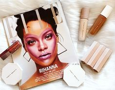 What to try from the Fenty Beauty Makeup Line