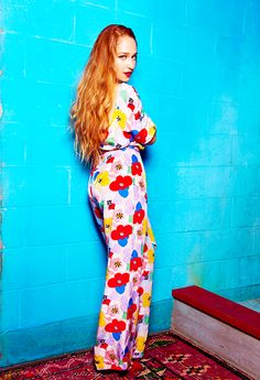 Jemima Kirke has the best clothes.