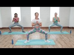 30-Minute Abs & Booty-Toning Workout | Class FitSugar - YouTube