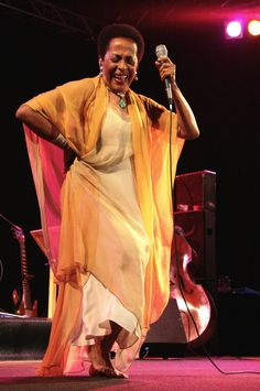 Susana Baca Peru
