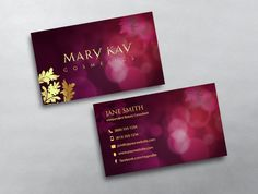 Mary kay business cards template free business card chickens mary kay business card 07 wajeb Gallery