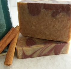 Vanilla Chai Soap - Handmade Soap - Cold Process Soap.