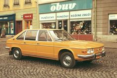Tatra 613 Super Sport Cars, Cute Cars, Retro Cars, Concept Cars, Motor Car, Exotic Cars, Cars And Motorcycles, Dream Cars, Mercedes Benz