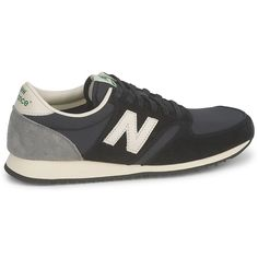 f88aff2b772 New Balance 420 Men s Black Grey white U420 New Balance 420 Womens