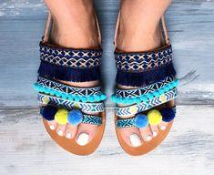 1fe501ad1 Tendance Sandales   Bohemian Sandals « Veronica »