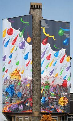 Leggi il divertente post di Simona Colombo sulla Street Art a Torino - su TorinoNightLife  http://www.torinonightlife.com/it/posts/78/la-street-art-per-le-vie-di-torino