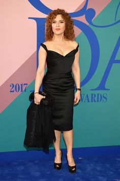 Bernadette Peters attends the 2017 CFDA Fashion Awards at Hammerstein Ballroom on June 5, 2017 in New York City.