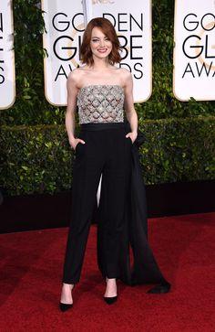 ¿Con qué nos sorprenderá Emma Stone en los Oscar? Recordamos 16 looks perfectos | Trendencias