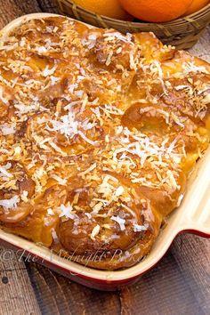 Ooey Gooey Orange Breakfast Rolls | Instead of cinnamon rolls, try ...