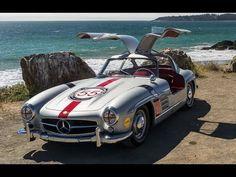 1955 Mercedes 300SL Gullwing - One Take