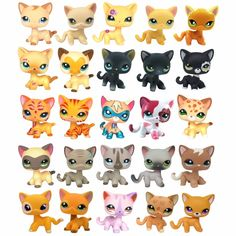 Product Name pet shop lps toys collection standing short hair cat 2291 Tabby 1451 Black 2249 dachshund dog 675 collie great dane 577 spaniel. Lps Cats, Cat Toys, Kitten Toys, Little Pet Shop, Little Pets, Dachshund Dog, Dog Cat, Dane Dog, Cat Pet Shop