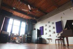 Recording Studio and Rehearsal Space in Philadelphia, PA   Drowning Fish Studio   ShareMySpace