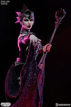 Sideshow Collectibles Evil-Lyn Statue