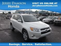 2012 Toyota RAV4 Limited SUV for sale in Huntsville for $24,991 with 14,202 miles.